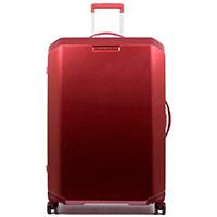 Чемодан Piquadro Cubica 75х51х28см красного цвета, фото