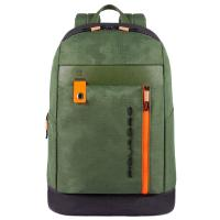 Рюкзак Piquadro Blade в зеленом цвете, фото