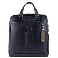 Сумка-рюкзак Piquadro Urban синего цвета, фото