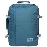 Голубая сумка-рюкзак CabinZero 44л, фото