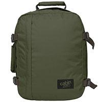 Зеленая сумка-рюкзак CabinZero 28л, фото