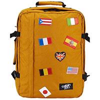 Оранжевая сумка-рюкзак CabinZero 44л, фото