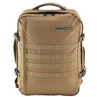 Бежевая сумка-рюкзак CabinZero 36л, фото