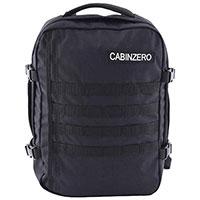 Черная сумка-рюкзак CabinZero 28л, фото