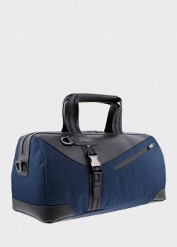 Дорожная сумка S.T.Dupont Defi Millenium со светоотражающей лентой, фото