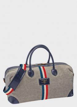 Дорожная сумка S.T.Dupont Iconic со съемным ремнем, фото