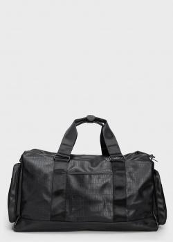 Дорожная сумка Bikkembergs черного цвета, фото