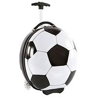 Чемодан в виде мяча Heys Sports Football маленький, фото