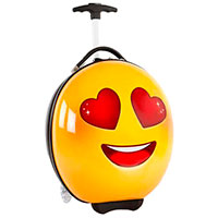 Желтый чемодан Heys E-motion Love для детей, фото