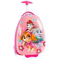 Розовый чемодан Heys Nickelodeon Paw Patrol Pink детский, фото