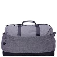 Дорожная сумка Hedgren Walker светло-серого цвета, фото