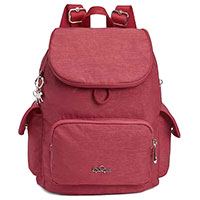 Рюкзак Kipling Basic Plus LM City Pack S Spark Red, фото