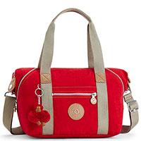 Сумка Kipling Art Mini красного цвета, фото