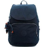 Рюкзак Kipling Basic Cayenne темно-синего цвета, фото