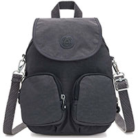 Рюкзак Kipling Basic Firefly Up Night Grey, фото