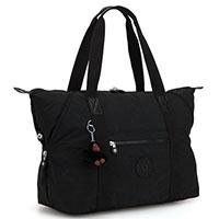 Черная сумка Kipling Art M черного цвета, фото
