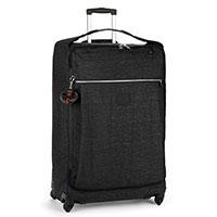 Чемодан Kipling Basic 48,5x74,5x29,5см на 4 колесах черного цвета, фото