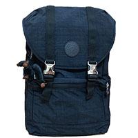 Темно-синий рюкзак Kipling Basic Plus Experience, фото