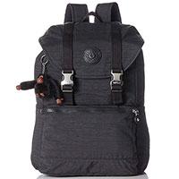 Черный рюкзак Kipling Basic Plus Experience, фото