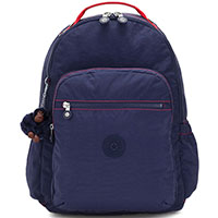Рюкзак для ноутбука Kipling BTS Seoul Go темно-синий, фото