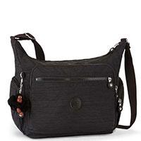 Дорожная сумка Kipling Gabbie черного цвета, фото