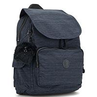 Рюкзак Kipling City Pack 32x37x18,5см синего цвета, фото