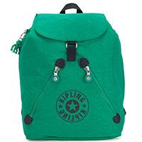 Рюкзак зеленого цвета Kipling New Classics Fundamental Nc, фото