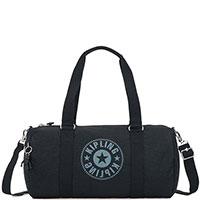 Дорожная сумка Kipling New Classics Onalo темно-синего цвета, фото