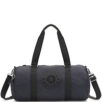 Дорожная сумка Kipling New Classics Onalo темно-серого цвета, фото