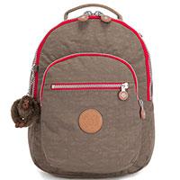 Рюкзак для ноутбука Kipling Basic Clas Seoul S True Beige C, фото