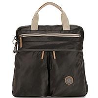 Рюкзак-сумка Kipling Edgeland Plus Komori S черного цвета, фото