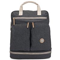 Рюкзак-сумка для ноутбука Kipling Edgeland Plus Komori M Casual Grey, фото
