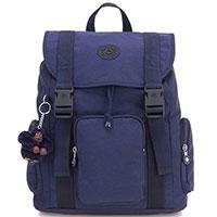 Синий рюкзак Kipling Basic Izir Active Blue, фото