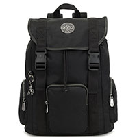 Рюкзак черного цвета Kipling Basic Elevated Izir, фото