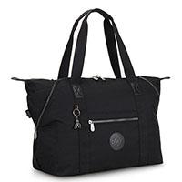 Дорожная сумка Kipling Art M черного цвета, фото