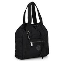 Сумка-рюкзак Kipling Art Backpack S черного цвета, фото