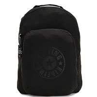 Складной рюкзак Kipling Packable Bags Seoul Packable Black Light, фото