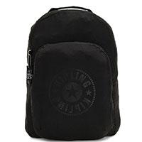 Складной рюкзак Kipling Packable Bags Seoul Packable Black Light, фото