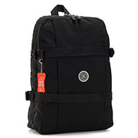 Рюкзак Kipling Tamiko 30x45x15,5см черного цвета, фото