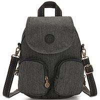 Маленький рюкзак Kipling Peppery Firefly Up черный, фото