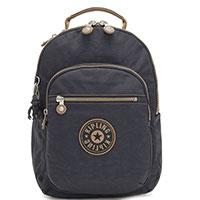 Рюкзак для ноутбука Kipling Basic Seoul S темно-серый, фото