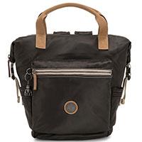 Черный рюкзак-сумка Kipling Edgeland Plus Tsuki S, фото