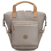 Рюкзак Kipling Edgeland Plus Tsuki S Fungi Metal с функцией сумки, фото