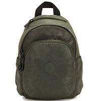 Камуфляжный рюкзак Kipling Basic Elevated Delia Mini, фото