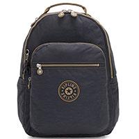 Рюкзак для ноутбука Kipling Basic Seoul темно-серого цвета, фото