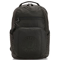 Рюкзак со съемной сумкой Kipling New Classics Premium Troy Extra Raw Black, фото