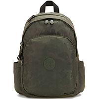 Средний рюкзак Kipling Basic Elevated Delia камуфляжный, фото