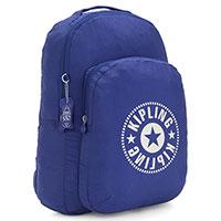 Рюкзак Kipling Backpack 33x44x14см синего цвета, фото