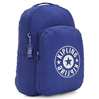 Рюкзак Kipling Backpack 33x44x14см синего цвета, фото
