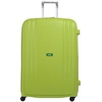 Зеленый чемодан 56x82,5x32см Lojel Streamline на колесиках очень большого размера, фото